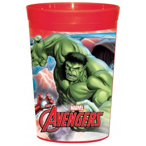 AVENGERS POWERFUL TREK PP STACKABLE TUMBLER