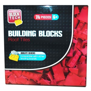 BLOCK TECH-ROOF TILES 74CT