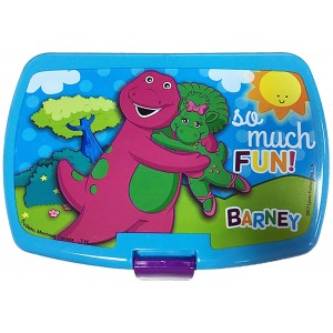 BARNEY JR LATCH 2 SANDW BX