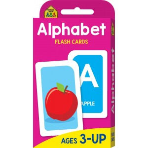 FLASH CARDS-ALPHABET