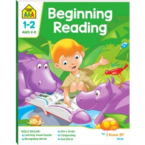 WORKBOOKS-BEGINNING READING
