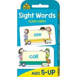 FLASH CARDS-BEGINNING SIGHT WORDS
