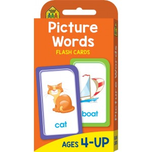 FLASH CARDS-PICTURE WORDS