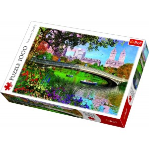 TREFL-1000 PC PUZZLE CENTRAL PARK NEW YORK