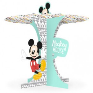 MICKET THE AWESOME MOUSE CUPCAKESTAND 1CT