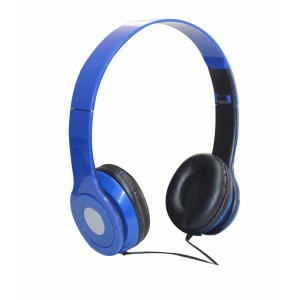 AV ELECTRONICS HEADPHONES BLUE