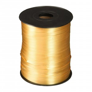 RIBBON SOLID 5MMX450M GOLD 1CTL