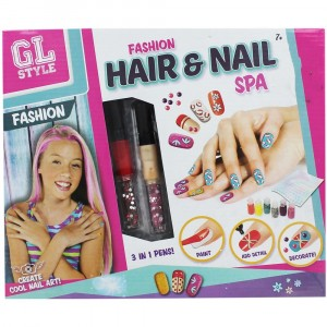 GL STYLE FASHION HAIR AND NAIL SPA