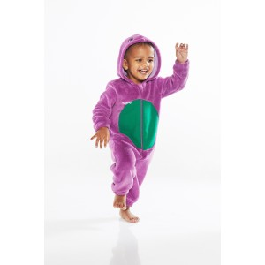BARNEY DRESS UP AGE 2 3 1CT