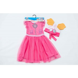 PAW PATROL SKYE DRESS UP AGE 5 6 1CT