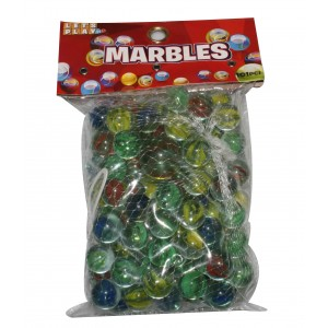 MARBLES 101PK IN STORAGE NET BAG