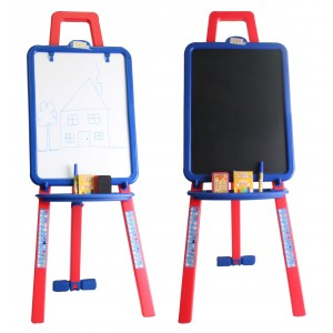 TOY HUB DOUBLE SIDED STANDING EASEL