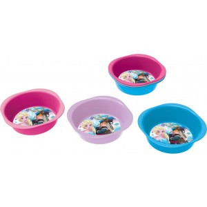 FROZEN 3 PCS PICNIC PP BOWL SET