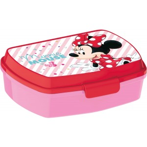 MINNIE FUNNY SANDWICH BOX