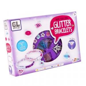 GL STYLE GLITTER BRACELETS