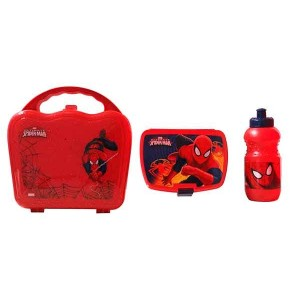 SPIDERMAN WAVE LUNCH KIT AST/JSB
