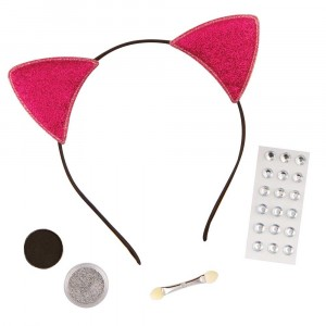 COSMETICS & KITS KITTY CAT INSTA COSTUME KIT