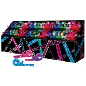 MONSTER HIGH-30 PIECE TAPEFFITI CADDY