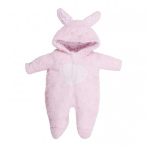 TINY TREASURES BUNNY COSY OUTFIT