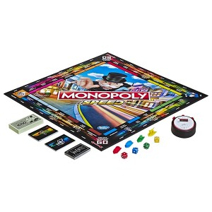 MONOPOLY SPEED (ENGLISH)