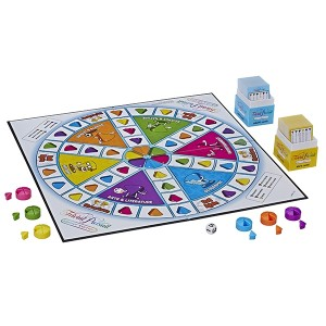 ADULT GAMING-TRIVIAL PURSUIT FAMILY ED.(ENGLISH)