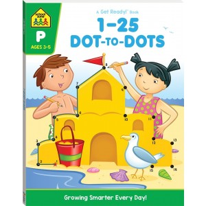 WORKBOOKS-1-25 DOT TO DOT