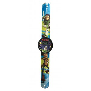 TOY STORY 4-3D SLAP BAND WATCH