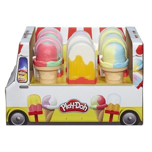 PLAY DOH-ICE POP N CONES ASST