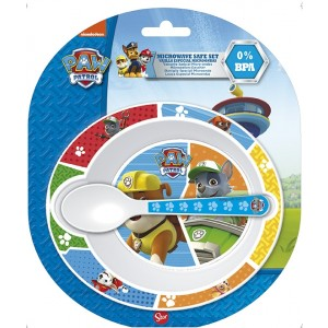 PAW PATROL TODDLER 2PCS MICRO SET