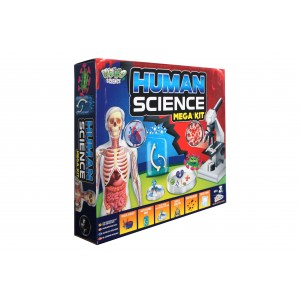 WEIRD SCIENCE HUMAN SCIENCE MEGA KIT