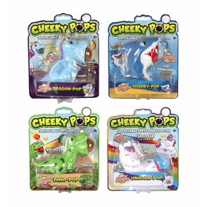 POCKET MONEY CHEEKY POPS ANIMALS