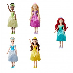 DISNEY PRINCESS-FASHION DOLL ASST