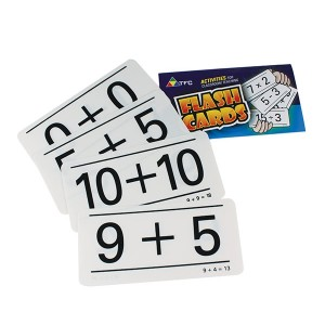 TFC-FLASH CARDS ADDITION 35P