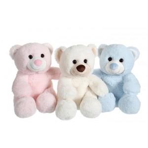 PLUSH-CUDDLE HUGGY BEAR 25 CM