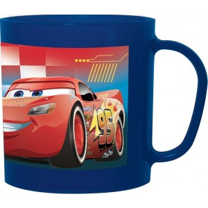CARS 3 FAST FRIENDS GEO MUG