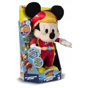 PLUSH  MMCH MICKEY ROADSTER RACERS SOUNDS