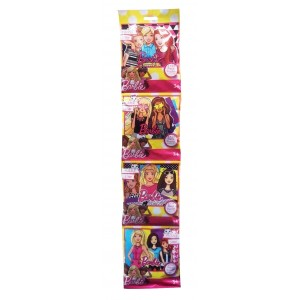 MINI PUZZLE 4X54PC IN FOIL BAG BARBIE