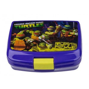 TMNT FIGHTERS WAVE LUNCH BOX
