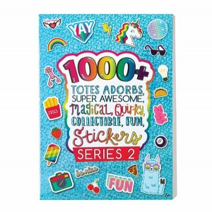 FASHION ANGELS 1000 AWESOME STICKERS