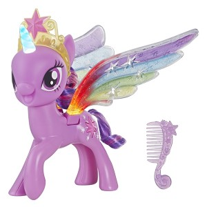 MY LITTLE PINY-RAINBOW WINGS TWILIGHT SPARKLE