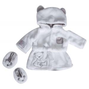 TINY TREASURES BABY TEDDY BEDTIME CUDDLES