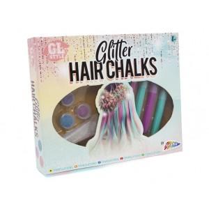 GL STYLE GLITTER HAIR CHALKS