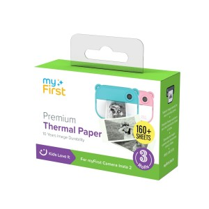 MYFIRST INSTA 2 THERMAL PAPER REFILL PACKS