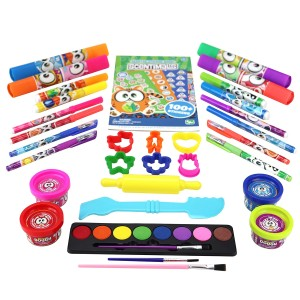 SCENTIMALS SCENTD STATIONERY AND ACTIVITY MEGA SET