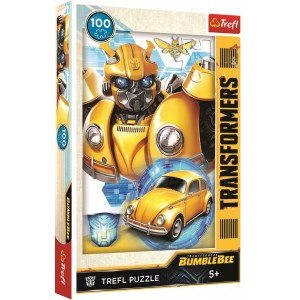 TREFL-100 PC PUZZLE BUMBLEBEE TRANSFORMERS
