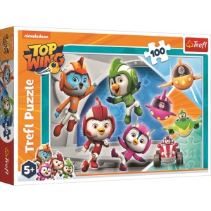 TREFL-100 PC PUZZLE TOP WING