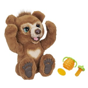 FURREAL FRIENDS-CUBBY THE CURIOUS BEAR