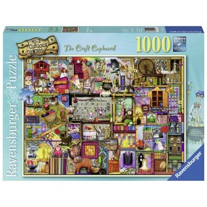 1000PC PUZZLES-THE CRAFT CUPBOARD