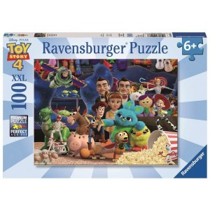 100PC XXL PUZZLE-TOY STORY TO THE RESCUE