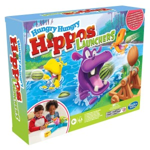 PRESCHOOL GAMING-HUNGRY HIPPOS LAUNCHERS